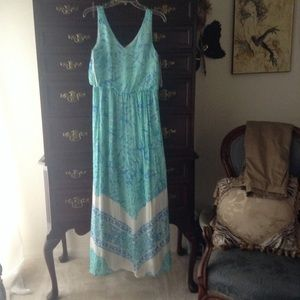 Vineyard Vines silk Maxie dress sz. 8